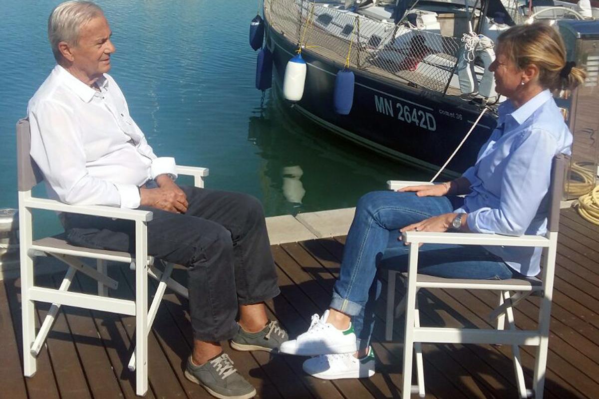 Gigi Simoni intervistato da RAI2