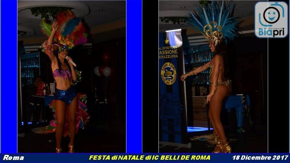 Simoni Si Nasce presentato all'Inter Club Belli de' Roma