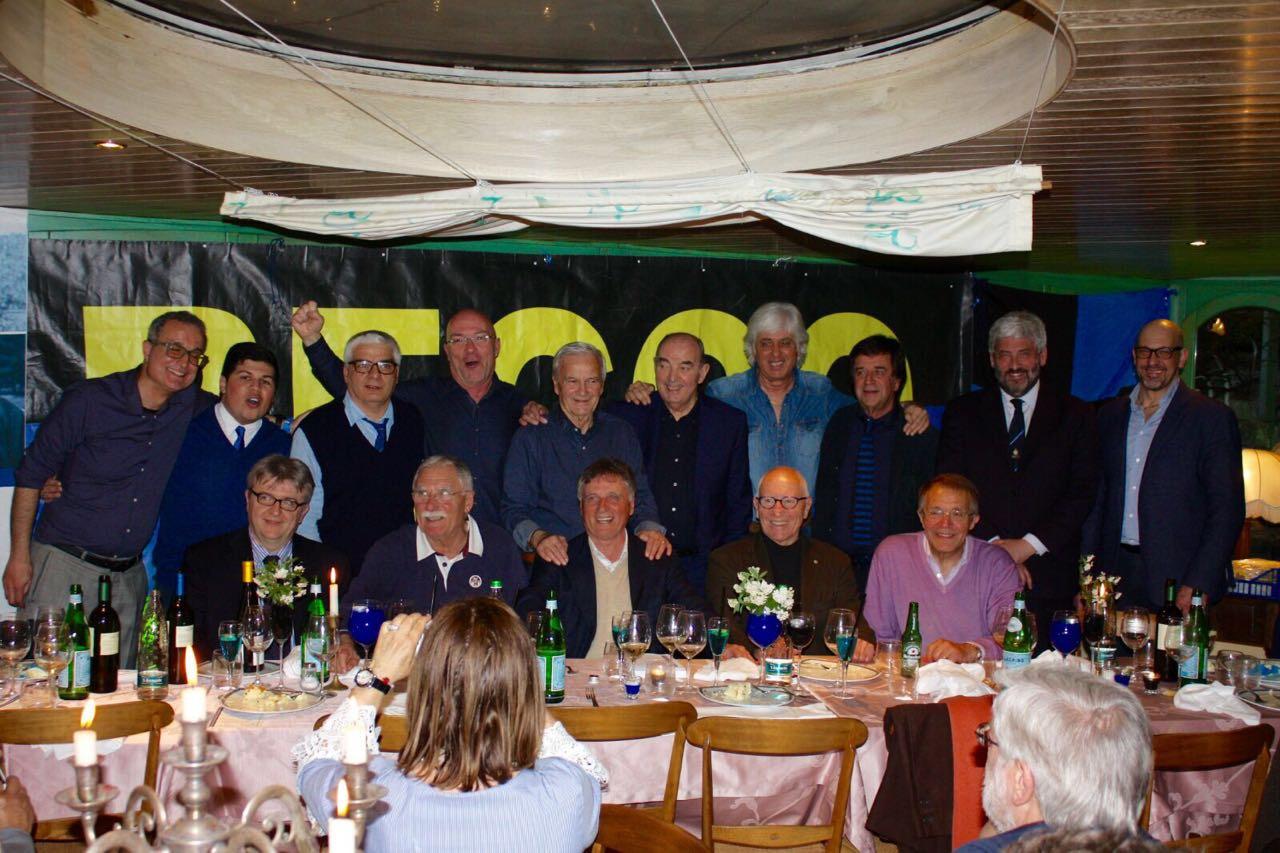 Gigi Simoni ospite d'onore a Recco