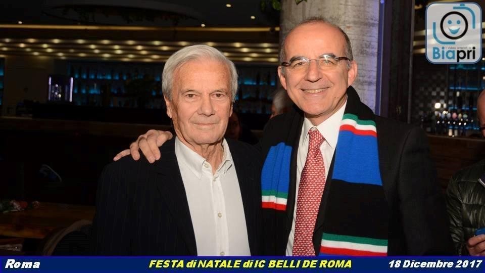 Simoni Si Nasce presentato all'Inter Club Belli de' Roma