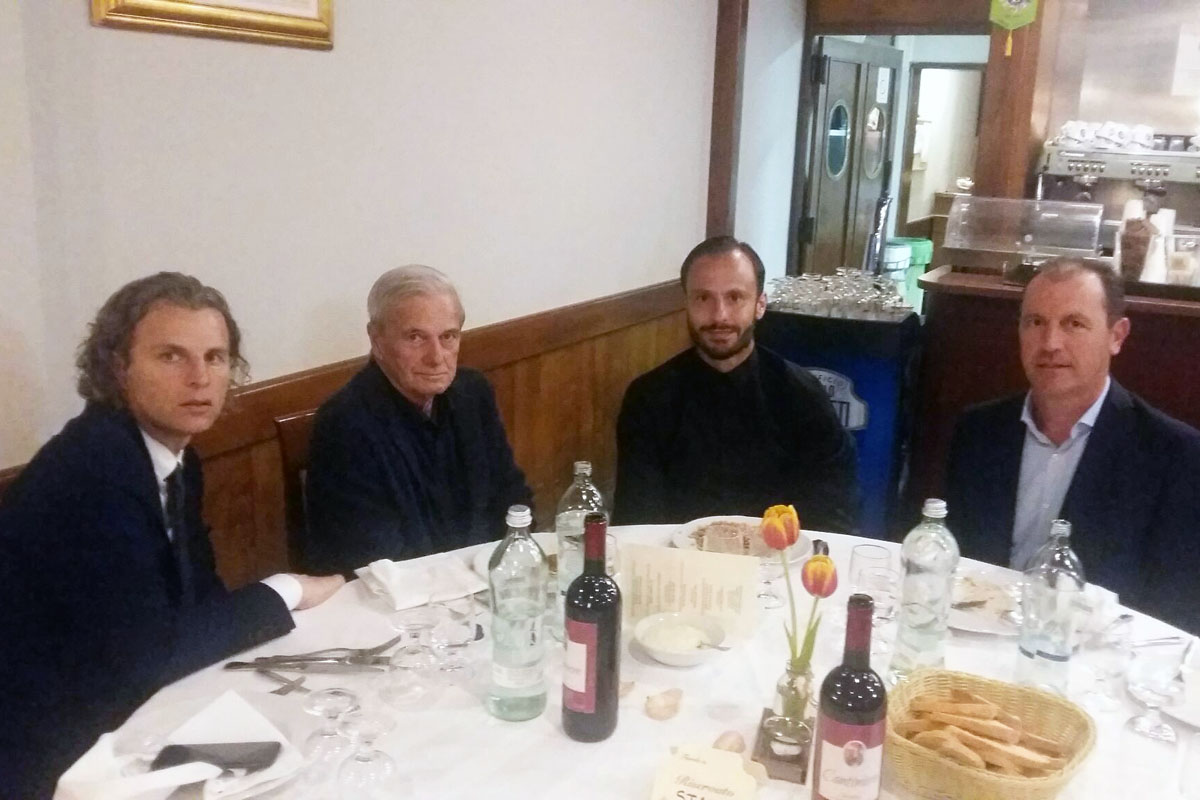 Simoni si Nasce presentato a Gragnano